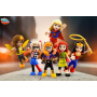 Конструктор Super Hero Girls (Супер героини) аналог LEGO Super Hero Girls