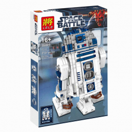 Конструктор LELE Star Wars R2-D2