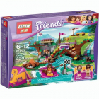 Конструктор LEPIN Friends Спортивный лагерь сплав по реке