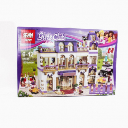 Конструктор LEPIN Friends Гранд-отель