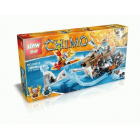 Конструктор LEPIN Legends of Chima Саблецикл Стрейнора