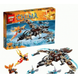 Конструктор LEPIN Legends of Chima Небесный истребитель Валтрикса
