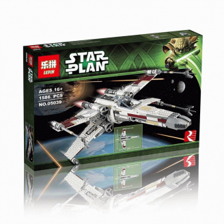 Конструктор LEPIN Star Wars Истребитель X-WING RED FIVE