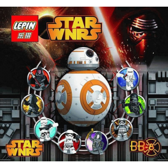 Конструктор LEPIN Star Wars BB-8