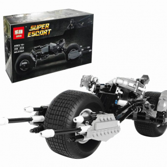 Конструктор LEPIN Super Heroes Bat-Pod Collector's