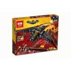 Конструктор LEPIN Batman Бэтмолёт Batwing