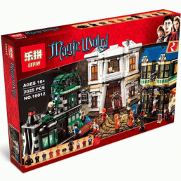Конструктор LEPIN Harry Potter Series Косой Переулок